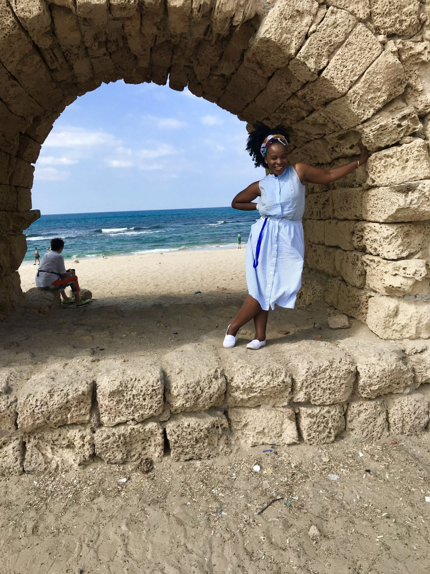 My Trip to the Holy Land (Israel) | Adebisi Adebowale