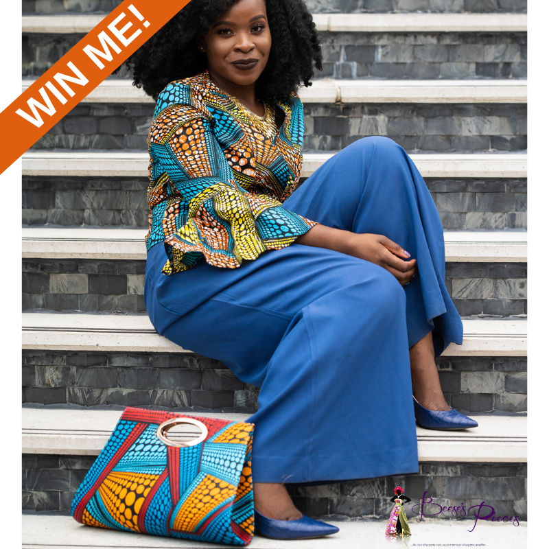 Beese's Pieces Wakanda Month-long Giveaway | Adebisi Adebowale